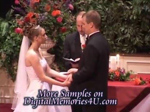 Wedding Video Sample Part 1 - Digital Memories 4 U Omaha