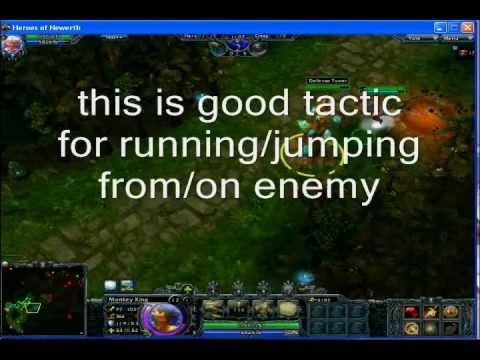 Guide heroes of newerth: scout guide hon.