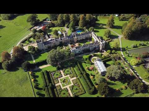 Sudeley Castle - Cotswolds - DJI Mavic Pro