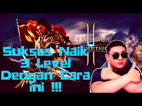 lineage 2 revolution tips and information naik level cepat