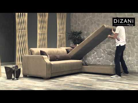 Infiniti Corner Sofa - Infiniti Köşe Koltuk