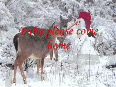 Christmas(baby please come home)-U2(with lyrics)