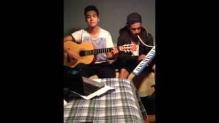Bailando - Enrique iglesias (cover melodica + guitarra)