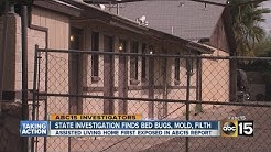 State finds filth, bed bugs at Valley care home