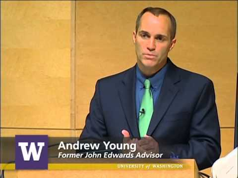 Ethics in Leadership with Andrew Young: A Conversation about Power and Privilege in Public Life