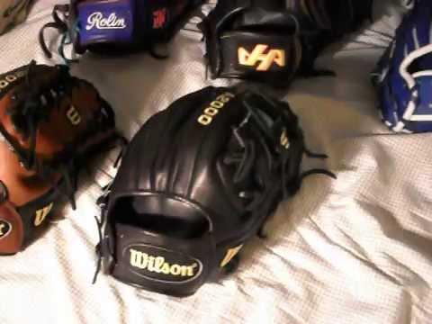 Wilson a2000 Baseball Gloves FOR SALE Wilson a2000 1788 ...
