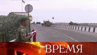 Верховная рада вводит уголовную ответственность для россиян, незаконно пересекающих границу Украины.