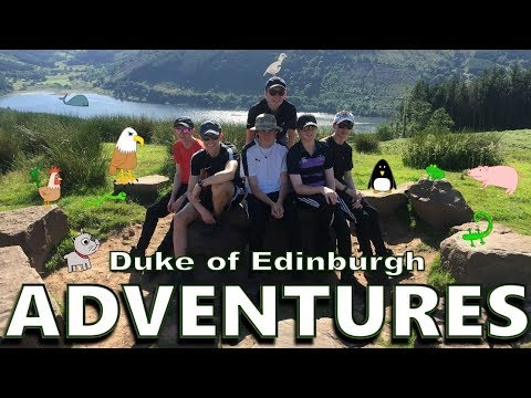 Duke of Edinburgh Adventures | bazzosaurus