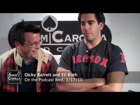 Adam Carolla Podcast - Dicky Barrett and Eli Roth's St. Patty's Day show