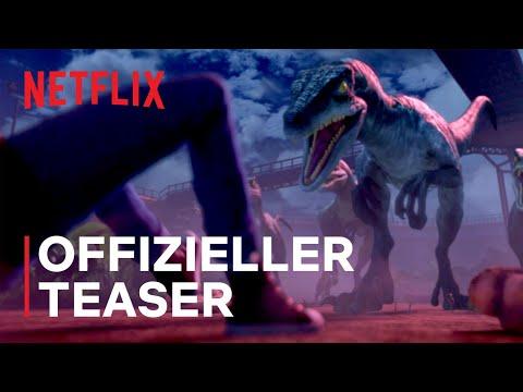 Jurassic World: Neue Abenteuer | Offizieller Teaser | Teaser
