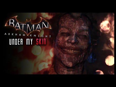 Batman Akrham Knight: E3 Trailer UNDER MY SKIN (1080 HD)