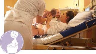 Förlossningen - *Oklippt, känsliga tittare varnas* - Ulrika