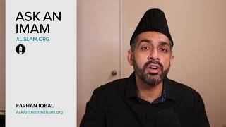 Ask an Imam