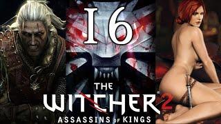 玩The Witcher 2 (Modded) - 第一章 / #13 尷尬的浪漫玫瑰