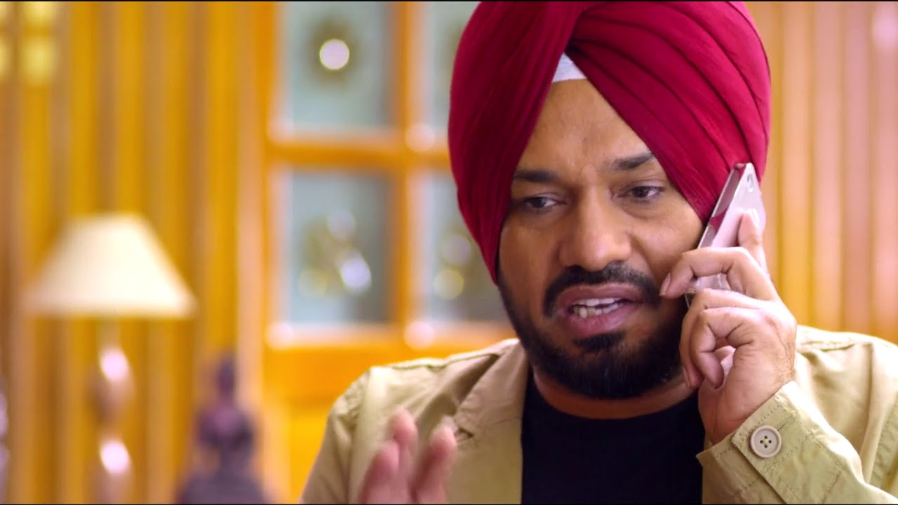 Download Latest Punjabi Comedy Movie 2017 || Binu Dhillon, Jaswinder Bhalla, Gurpreet Ghuggi, Gippy Grewal