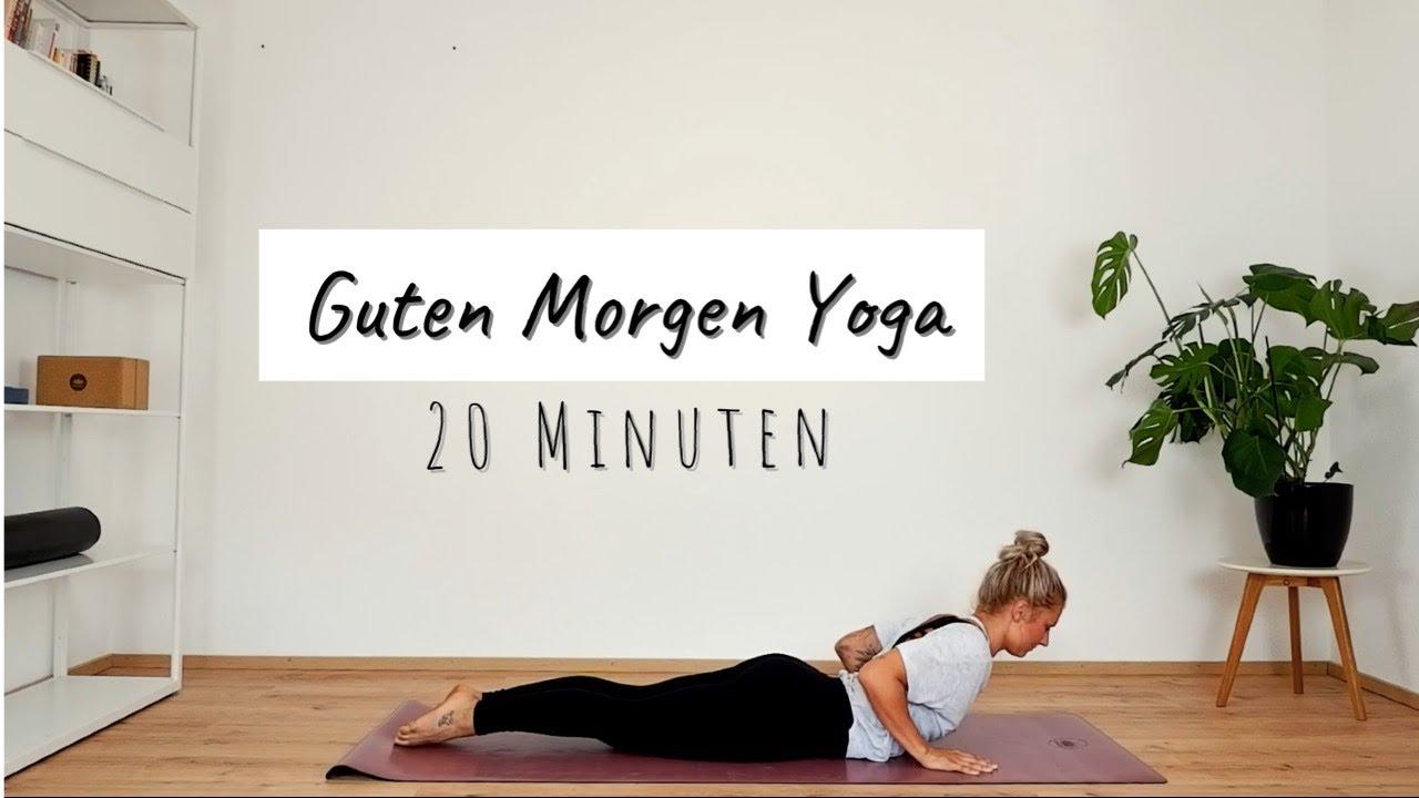 Guten Morgen Yoga 20 Minuten