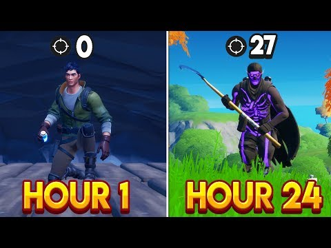 I Spectated Fortnite Players for 24 Hours...