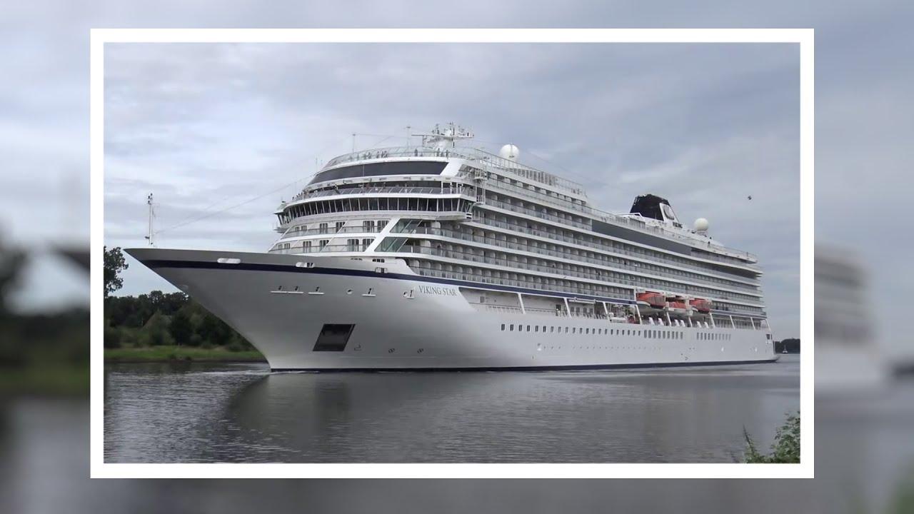 VIKING STAR In Kiel Canal VIKING STAR Im Nord Ostsee