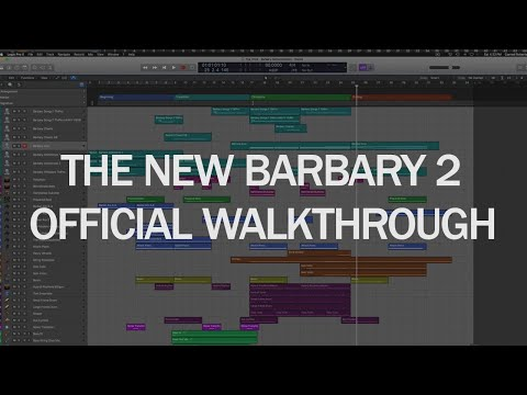 8Dio The New Barbary Official Walkthrough 2