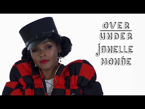 Janelle Monáe Rates Astrology, Grace Jones, and Karaoke | Over/Under