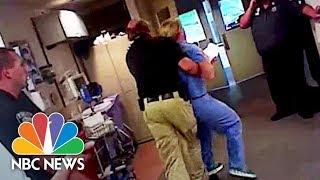 Bodycam Shows Arrest of Salt Lake City Nurse for Refusing Blood Sample