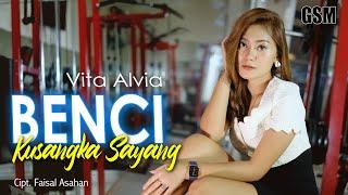 Dj Benci Kusangka Sayang - Vita Alvia I Official Music Video