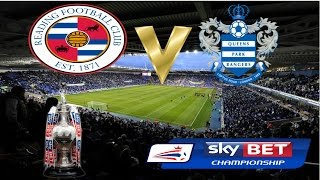 Video Full Pertandingan Reading vs Queens Park Rangers