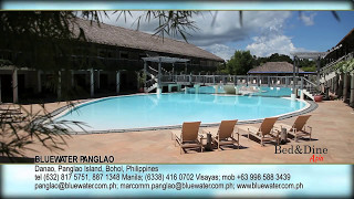 BED & DINE ASIA:  BLUEWATER PANGLAO BEACH RESORT | Living Asia Channel (HD)