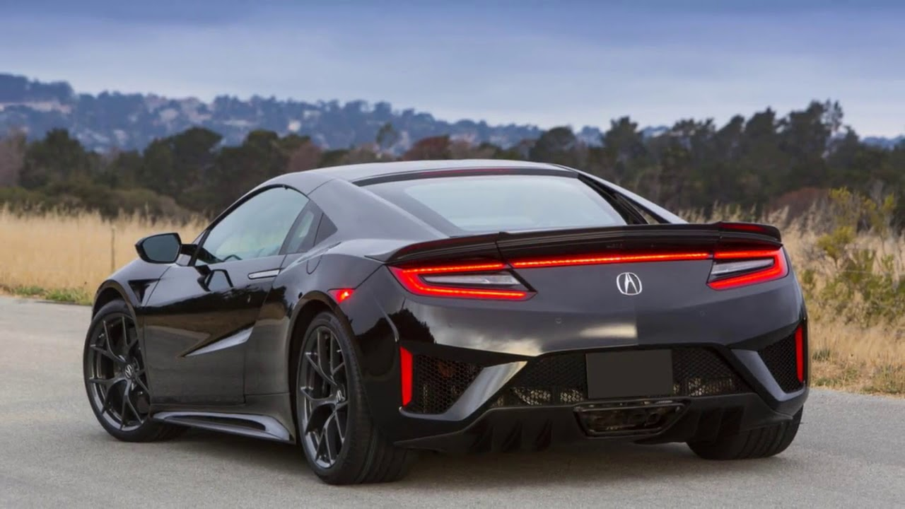 2018 Acura NSX Performance Blends The Electronic And The Mechanical ...