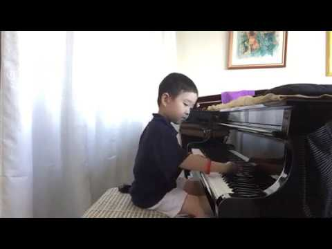 ♫ The Island In the Sea for Piano by Felson ♫  Chopin Music Academy