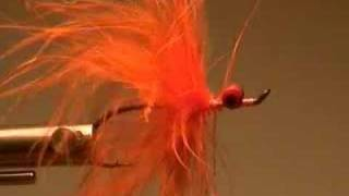 New Fly Tying Fat Tuesday Flash Flies - (carni-val Flash)