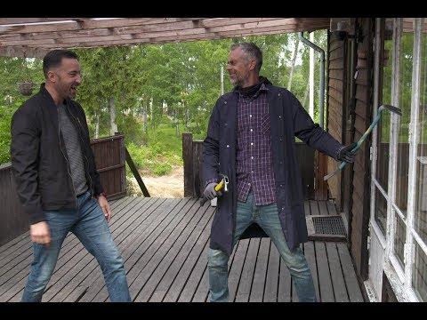 Stoppa Tjuven: Jonas Mästertjuven - Inbrott | SSF Stöldskyddsföreningen