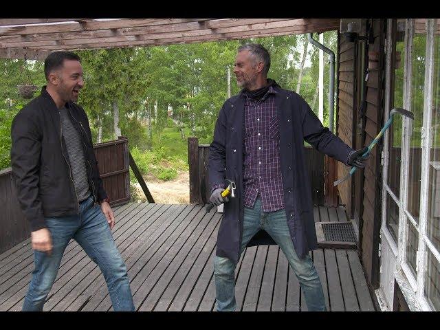 Stoppa Tjuven: Jonas Mästertjuven - Inbrott   SSF Stöldskyddsföreningen