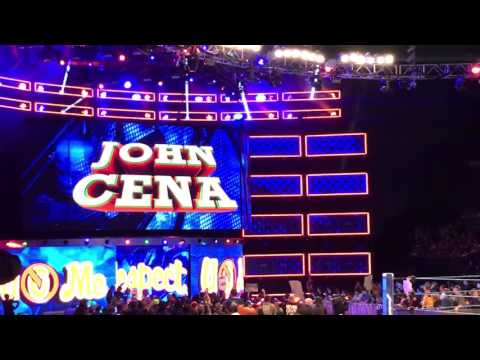 What is the name of john cena s entrance song who is the artist
