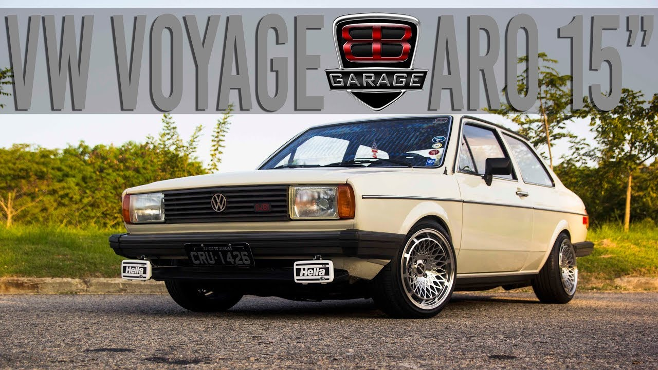 Bb garage vw voyage aro 15 youtube for Garage volkswagen paris 15