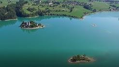 Lac de la Gruyère | Suisse [4K]