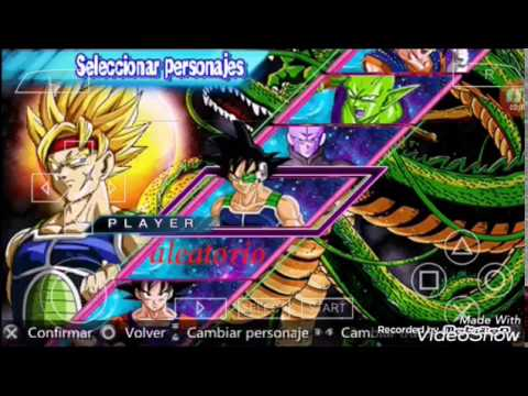 descargar dragon ball shin budokai 6 para ppsspp