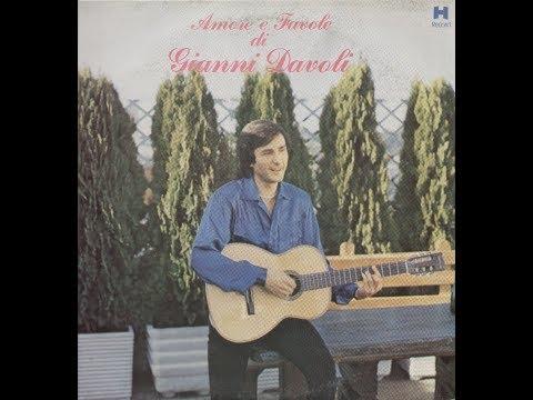 - GIANNI DAVOLI - AMORE E FAVOLE -   - ( - Harsch Record HR 03301 - ) – FULL ALBUM