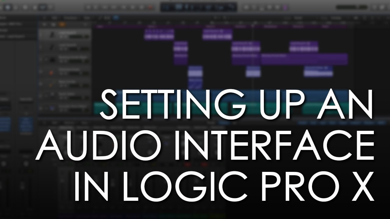 logic pro sample rate error