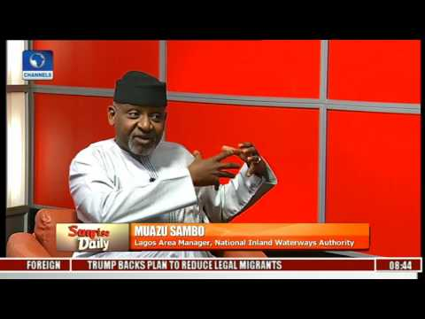 Lagos Is Interested In Illegal Revenues -- Muazu Sambo | Sunrise Daily | Channels