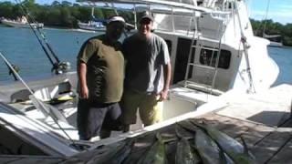 Parguera Puerto Rico Fishing - Llavona Dorado