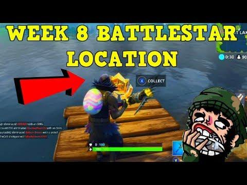 week 8 battle star