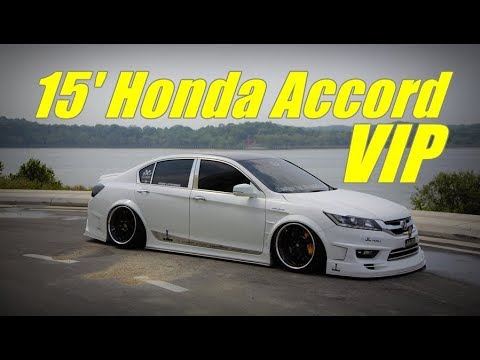 Vip Honda Accord G9 15 With Crazy Sound System Build Air Suspension