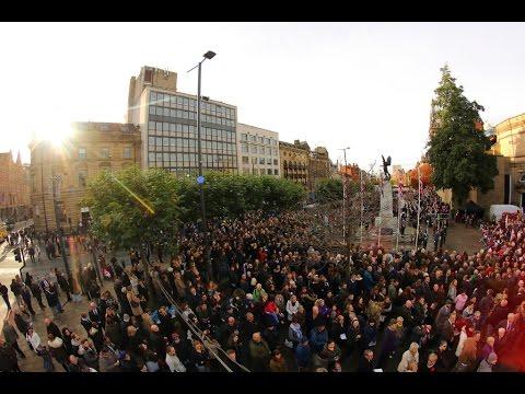 Remembrance Sunday Leeds