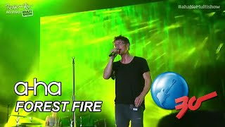 Обложка A Ha Forest Fire Rock In Rio 2015 HD