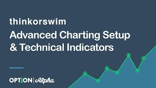 thinkorswim Advanced Charting Setup & Technical Indicators