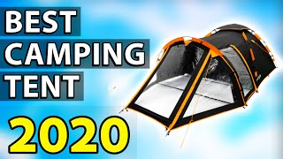✅ TOP 5: Best Camping Tent 2020