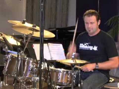learn to play drums drum lessons youtube. Black Bedroom Furniture Sets. Home Design Ideas