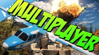 Just Cause 3 MULTIPLAYER - So Many Explosions (Just Cause 3 Multiplayer Gameplay)