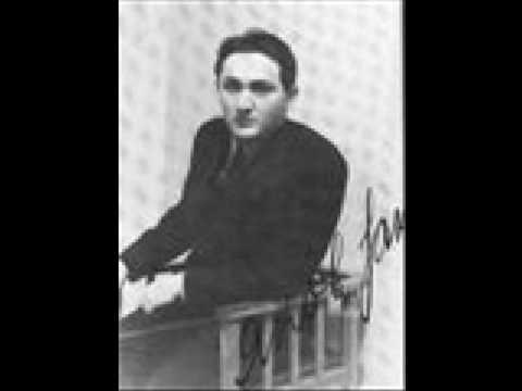 Rachmaninov Rhapsody on Theme of Paganini Yakov Zak 1952